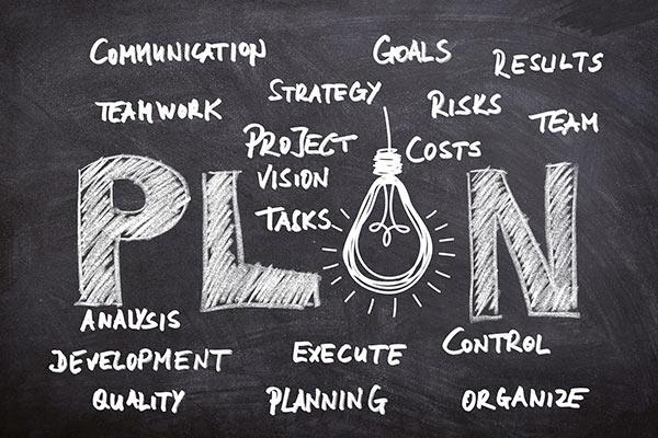 Plan de stratégie pour votre site web